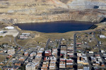 The Berkeley Mine, Butte, Montana.