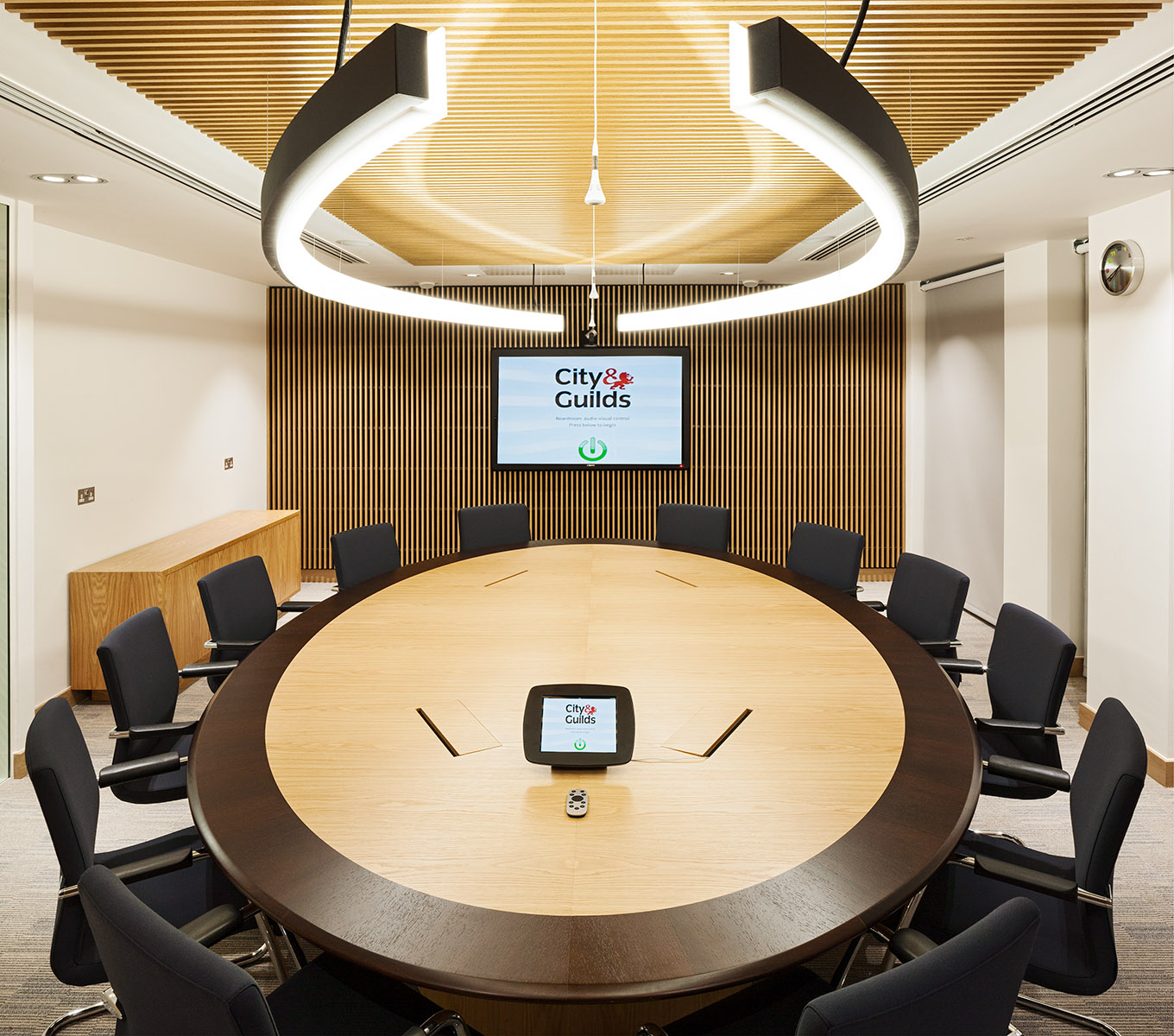 Complete internal refurbishment and extension for UK HQ of City & Guilds.Client: Artelia