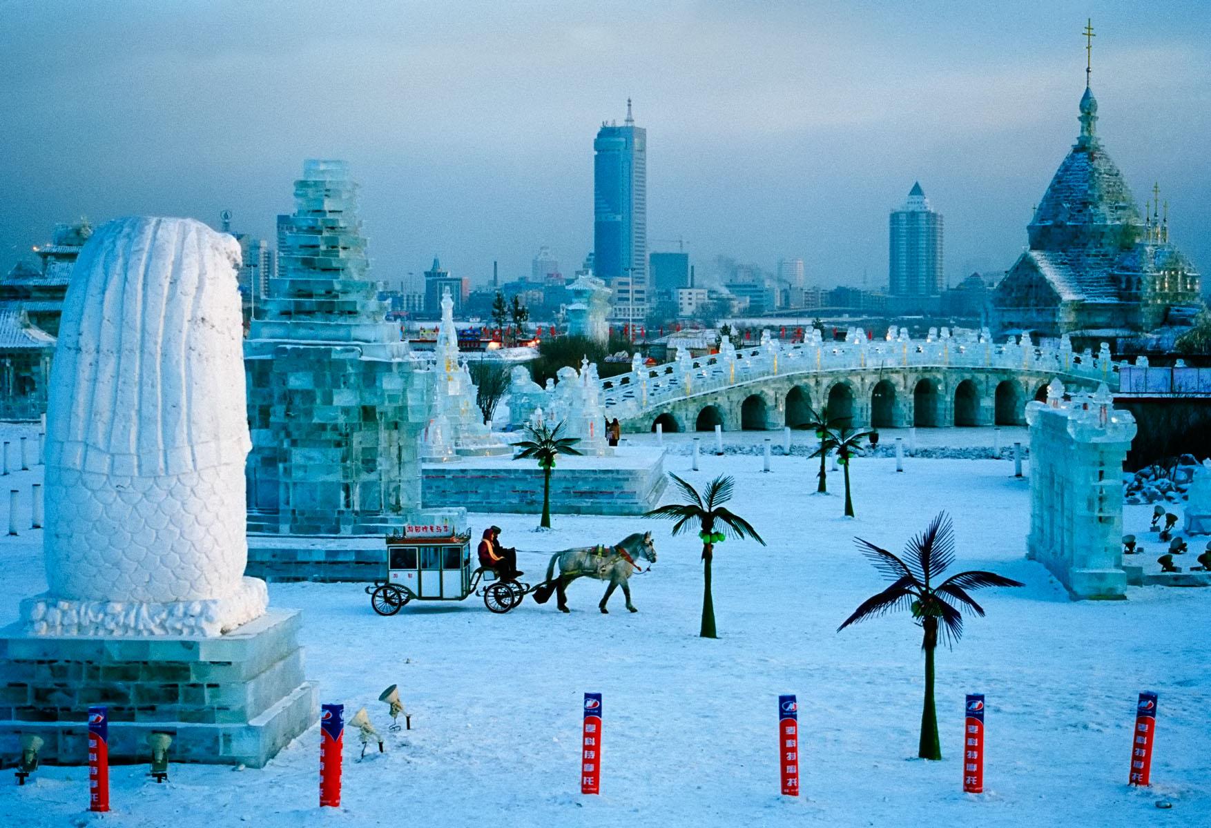 Harbin - City of Ice