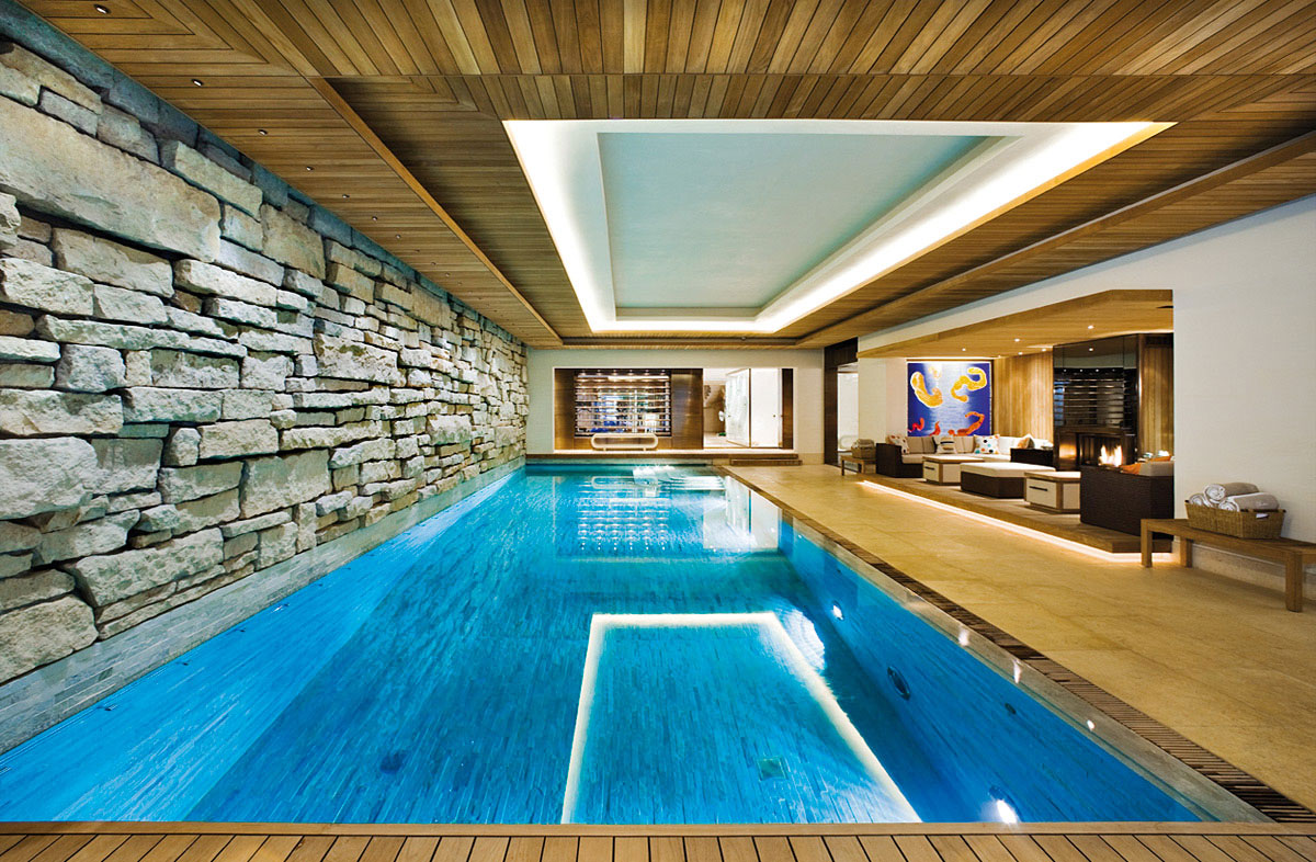 pool and spa residential architectural and interiors