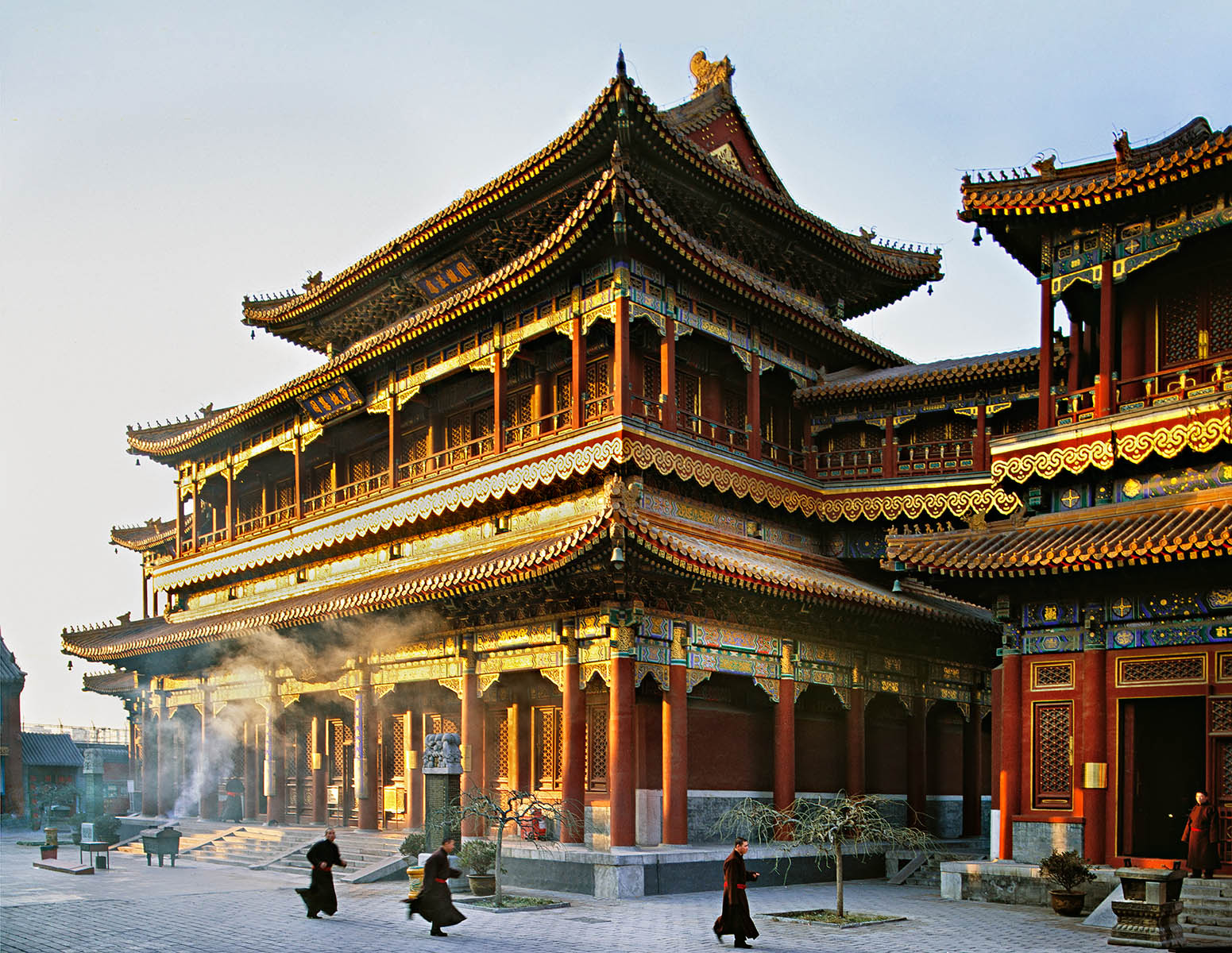 Temple of Bliss - Harbin, North China