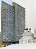 C11 Church / C20 Brutalist Tower - Moscow, Russia