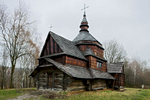Traditional Church - Pirogovo, Ukraine