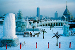 Ice City - Harbin, Northern China