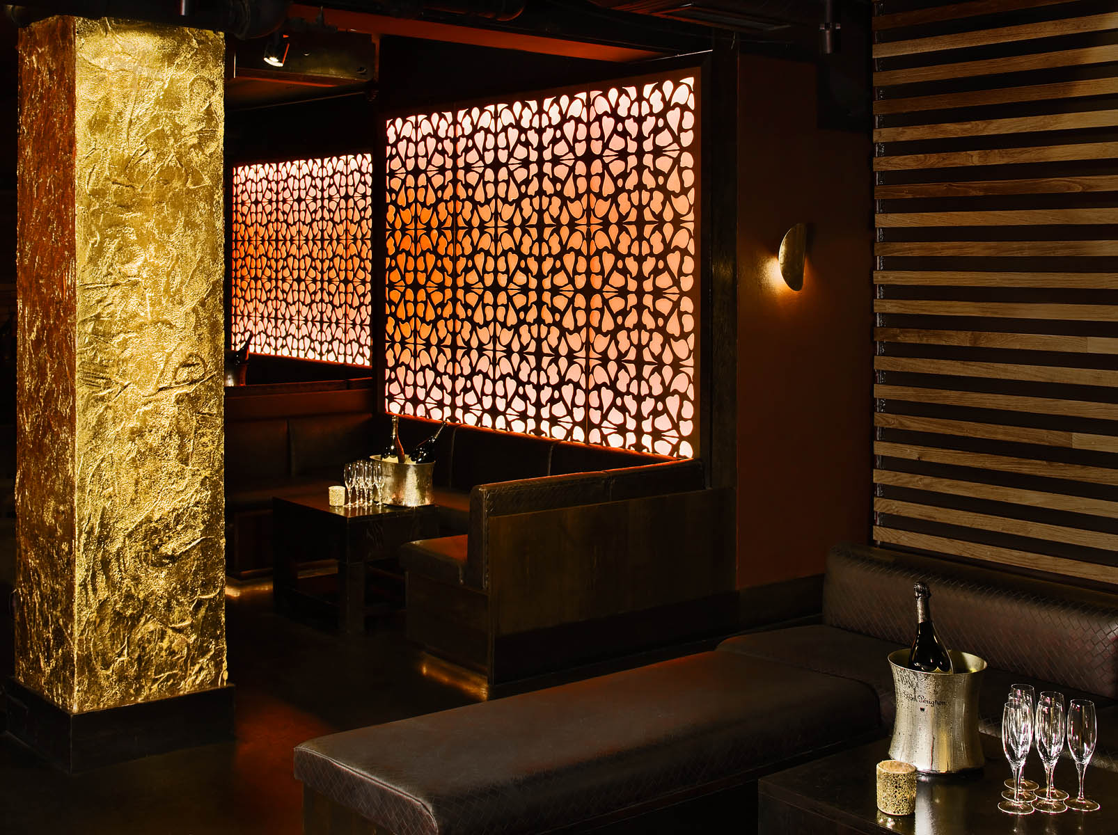 Refurbishment of London nightclubClient: Aura