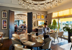 Interior design project for new restaurant concept in 5 star hotelClient: Aedas Interiors London