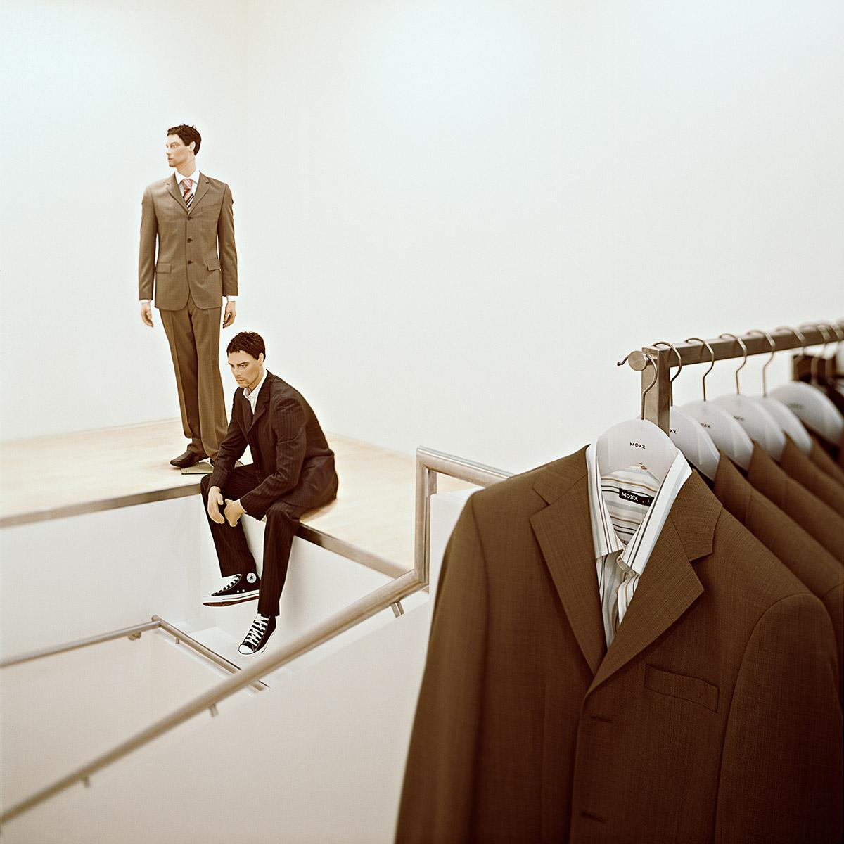 Retail interior for leading high street fashion brand.Client: Mexx Ltd