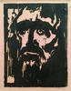 Emil NOLDE (1867-1956)Woodcut32,4 x 22 cmBest.-Kat.-Nr. 291Buchheim Museum der PhantasieBernried am Starnberger See© Nolde Stiftung Seebüll