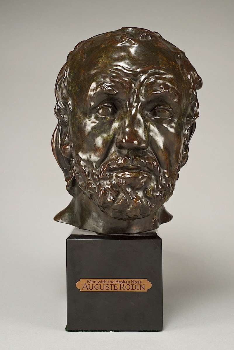 Auguste RODIN (1840-1917)Bronze with a rich green and brown patination27 cmSigned A. Rodin and Georges Rudier Fondeur Paris Ed.12, © by Musée Rodin 1967