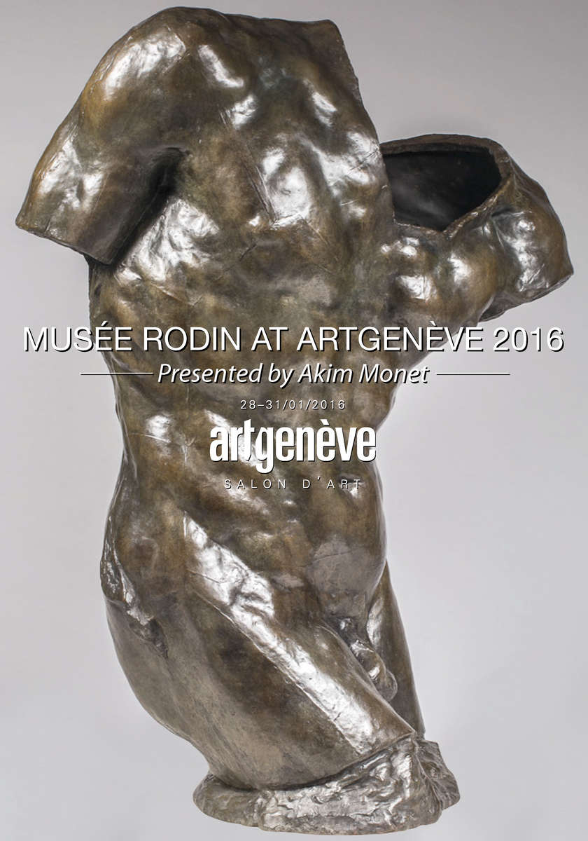 """Akim Monet is proud to present on behalf of the Musée Rodin several iconic bronze sculptures in correspondence with carefully selected works by Louise Bourgeois, George Grosz, Henri Matisse and a figure from classical antiquity. Referring to the pivotal """"Pavillon de l'Alma"""", Auguste Rodin's self-organized exhibition during the 1900 Paris Exposition Universelle, the Musée Rodin and Akim Monet are fulfilling the will of the sculptor to make his work known. The important pieces presented at Artgenève are available for purchase.PLEASE CLICK HERE FOR MORE INFORMATION"""