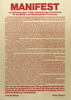 Joseph BEUYS (1921 - 1986)Silkscreen on gray cardboard. Printed in Red33 7/8 x 24 in (86 x 61 cm)Signed by Beuys and Staeck in pencil; numbered by Beuys 21/40Edition 40, signed by both authors, numberedPublisher: Edition Staeck, HeidelbergEdition produced in connection with the exhibition Stellungnahme (Kunstverein Bonn, 1979), in which numerous artists were asked to submit their suggestions for a planned Bundeskunsthalle (Federal Art Gallery).Please click HERE for full fact sheet