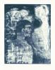 Emil Nolde (1867-1956)Etching (Line etching with tonal etching)On chamois vellumOne of 8 impressions in this condition. Marked as «II.8» bottom left as well as titled. Marked «zum Christfest 1922» bottom right. Signed bottom right.1,7 x 24,4 cm on 65,4 x 48,9 cmSchiefler-Mosel R 211 IIRadierung (Strich- und Tonätzung)Auf chamois VelinEines von 8 Exemplaren dieses Zustandes. In der linken unteren Ecke mit «II.8» bezeichnet und betitelt, in der rechten unteren Ecke mit «zum Christfest 1922» bezeichnet. Unten rechts signiert.31,7 x 24,4 cm auf 65,4 x 48,9 cmWVZ-Nr. Schiefler-Mosel R 211 II