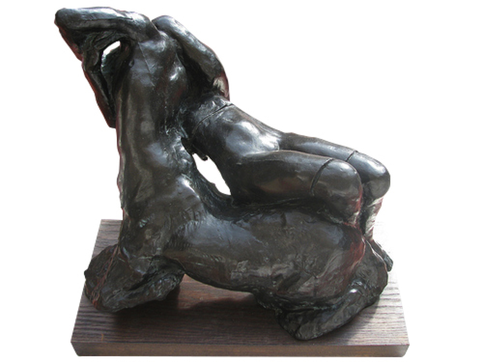 Auguste RODIN (1840-1917)Bronze41 x 48,8 x 41,8 cmFonte E. GodardEd. 5/8, © by Musée Rodin 1998Inscribed 'A. Rodin', numbered, dated, and stamped with foundry mark