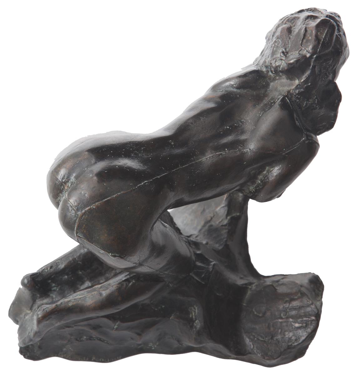 Auguste RODIN (1840-1917)Bronze16,5 x 11,3 x 19,5 cmFonte GodardEd. 8/8, © by Musée Rodin 2004