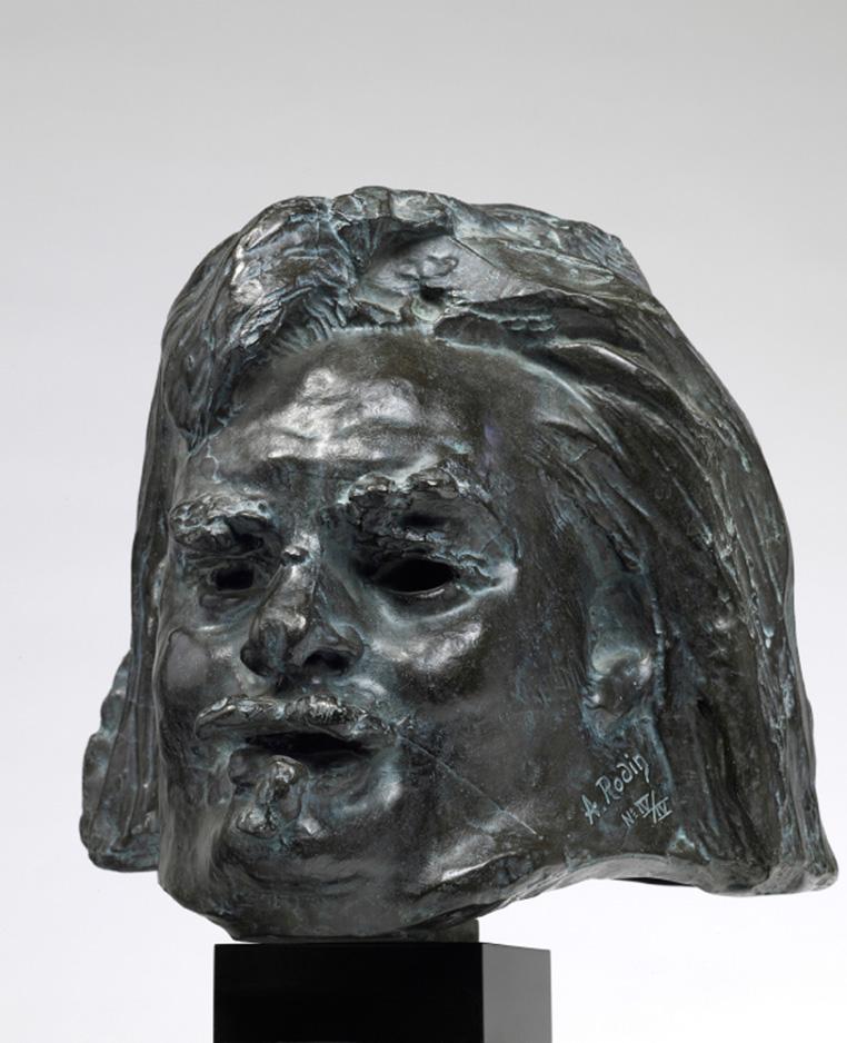 Auguste RODIN (1840-1917)Bronze25,4 x 26 x 25 cmFonte GodardEd. IV/IV, © by Musée Rodin 1999