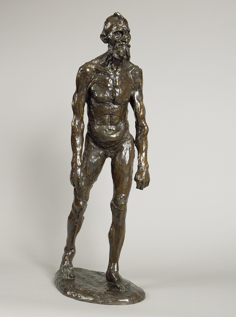 Auguste RODIN (1840-1917)Bronze98 x 34 x 36,5 cmFonte Georges RudierEd. 5/12, © by Musée Rodin 1965