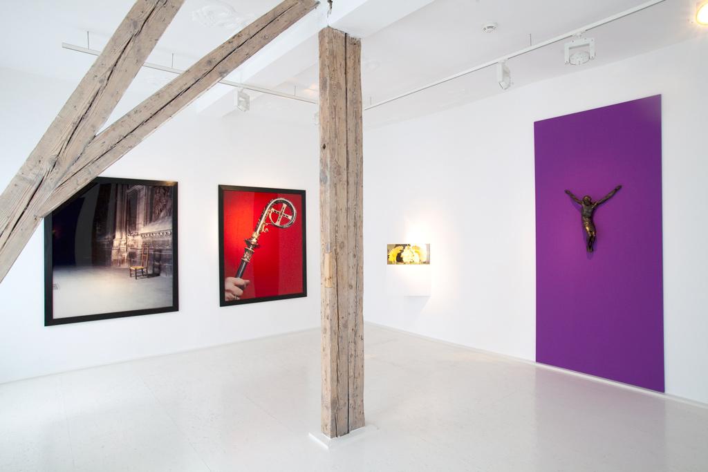 Andres Serrano, Brigitte Nahon, Rembrandt Bugatti