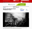 2014 SONY WORLD PHOTOGRAPHY AWARDS' Winners on CNN website.