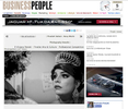 2014 SONY WORLD PHOTOGRAPHY AWARDS' Winners on Business People website.