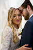 Bride, Emily Knudson, 22, marries her high school sweetheart, Jake Wade, after six wonderful years at San Clemente Presbyterian Church followed by a reception in his grandparents backyard in San Clemente, Calif., on Saturday, March 31, 2018.  The entire wedding day was easy going, full of love, smooth, tear-filled, and ended with the couple flying to Kauai for their honeymoon the next day to begin their marriage as newlyweds. (Photo by: Meagan Reidinger © 2018)