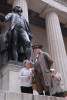 April 29 - Steps of Federal Hall, Wall StreetPost a Comment