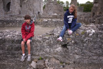 August 18 - 1,000 Year Old Ruins, Kilkenny Co., IrelandPost a Comment
