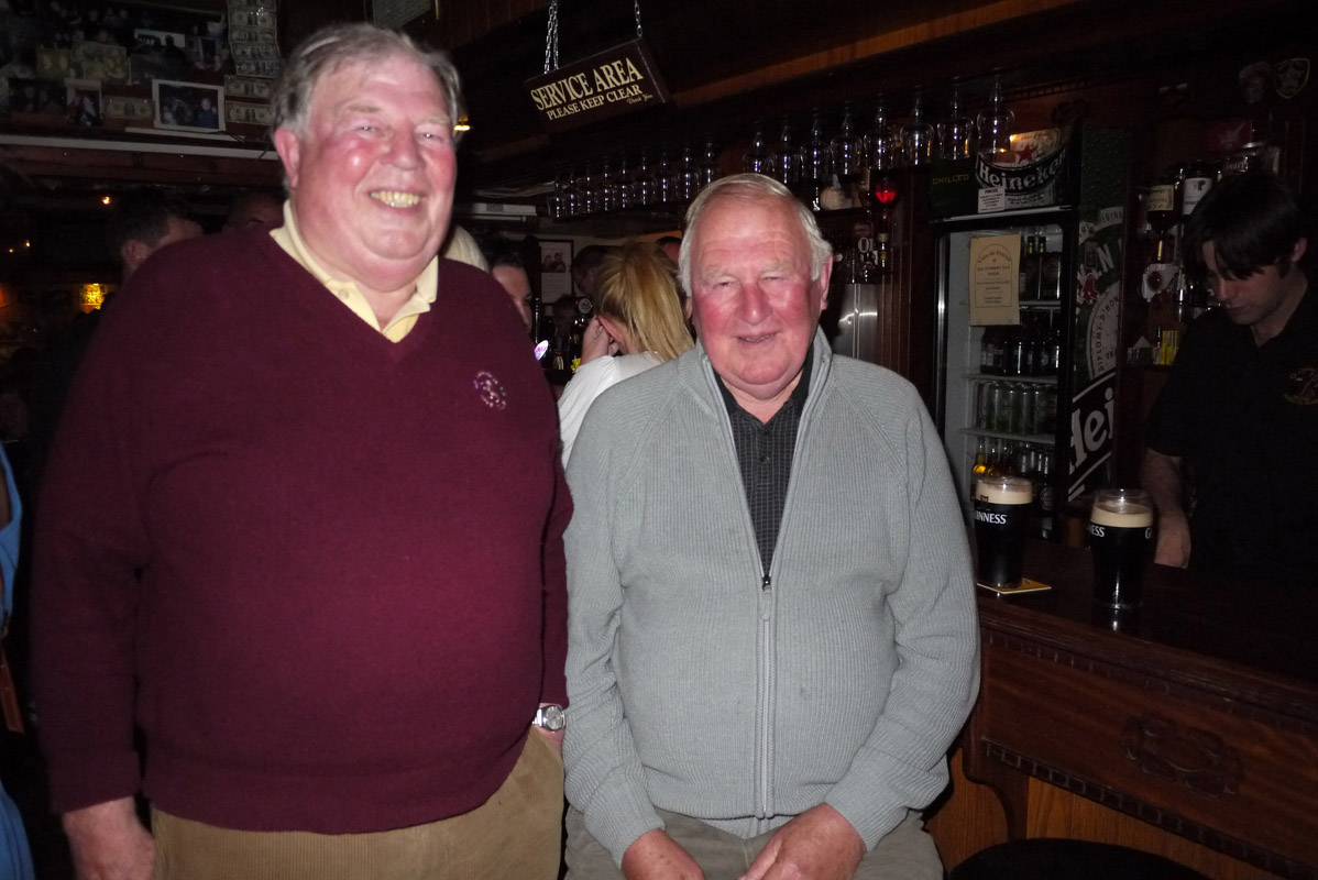 August 21 - Borthers Andy & John, Gus O'Connor's Pub, Doolin Co. Clare, IrelandPost a Comment