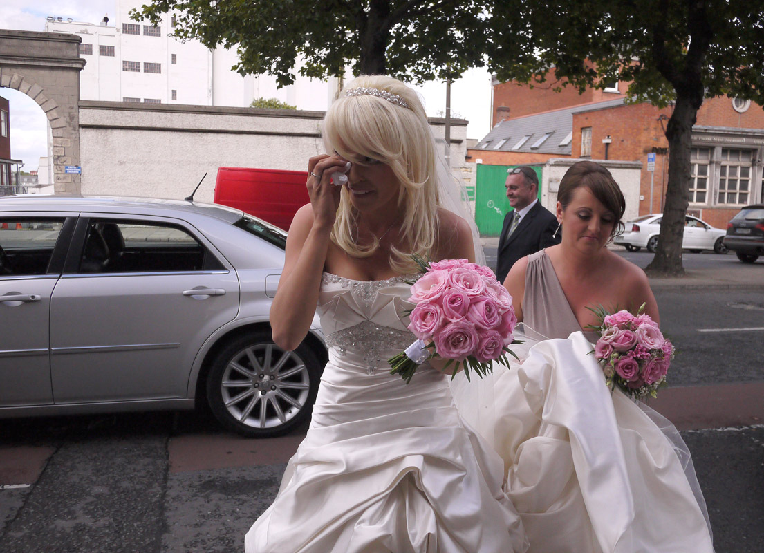 August 25 - Bride, Dublin, IrelandPost a Comment