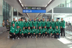 August 26 - Limerick Soccer Team on Way the NYC for Tournament, Dublin AirportPost a Comment
