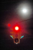 December 12 - The Moon with Traffic LightPost a Comment