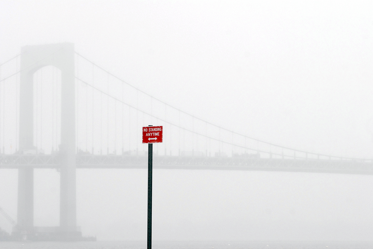 December 21 - Throgs Neck BridgePost a Comment