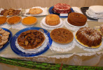 February 17 - Desserts at Black History Month Event