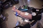 February 26 - Giving Blood