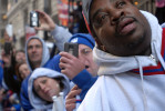 February 7 - New York Giants Tickertape Parade