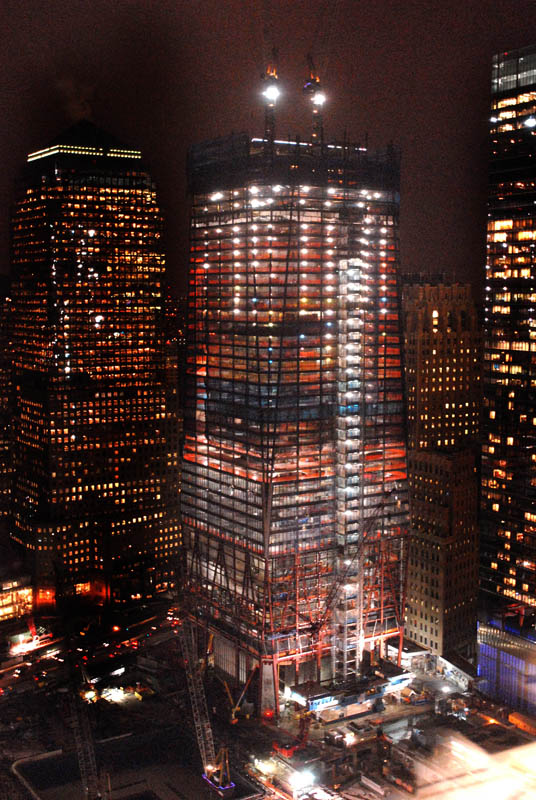 January 11 - Freedom Tower, World Trade Center
