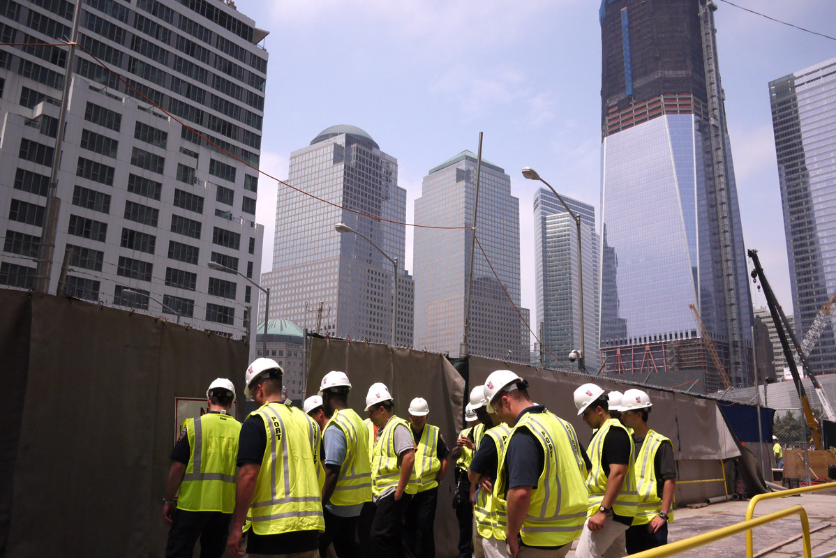 July 29 - World Trade Center SitePost A Comment