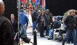 March 15 - Tina Fey shooting {quote}30 Rock{quote} Post a Comment