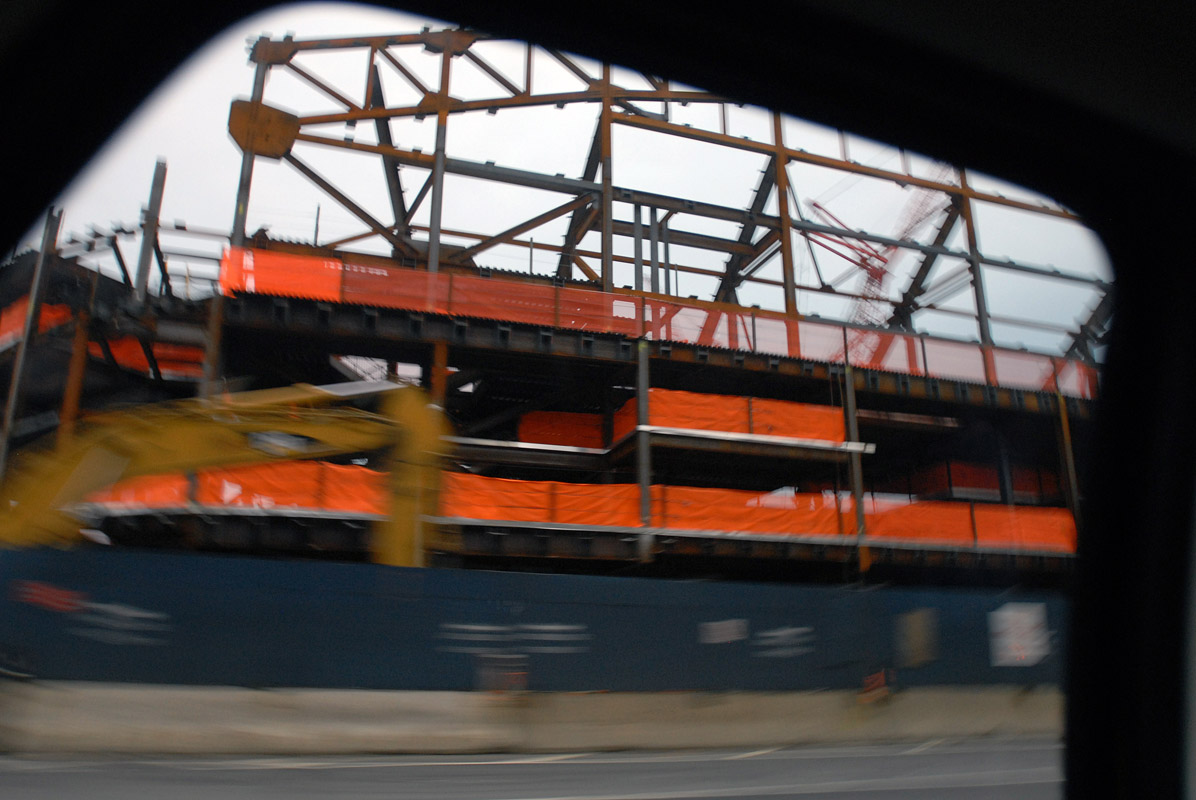 May 19 - Atlantic Yards Construction, BrooklynPost a Comment