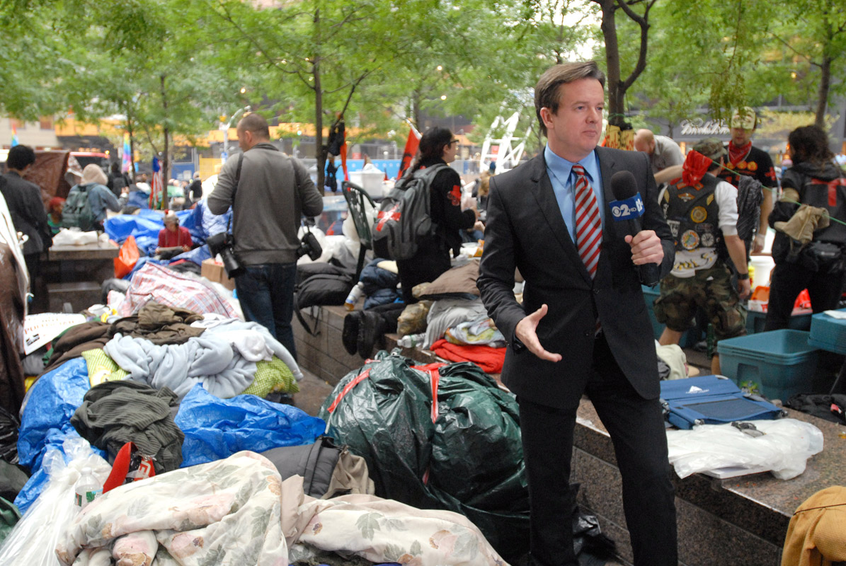 October 13 - Occupy Wall StreetPost a Comment