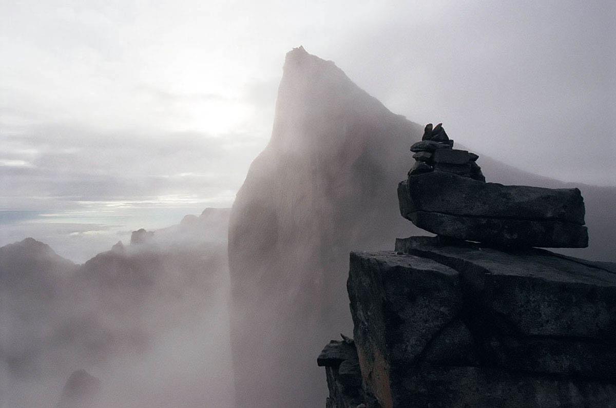 Altar, Mount Kinabalu, Malaysia