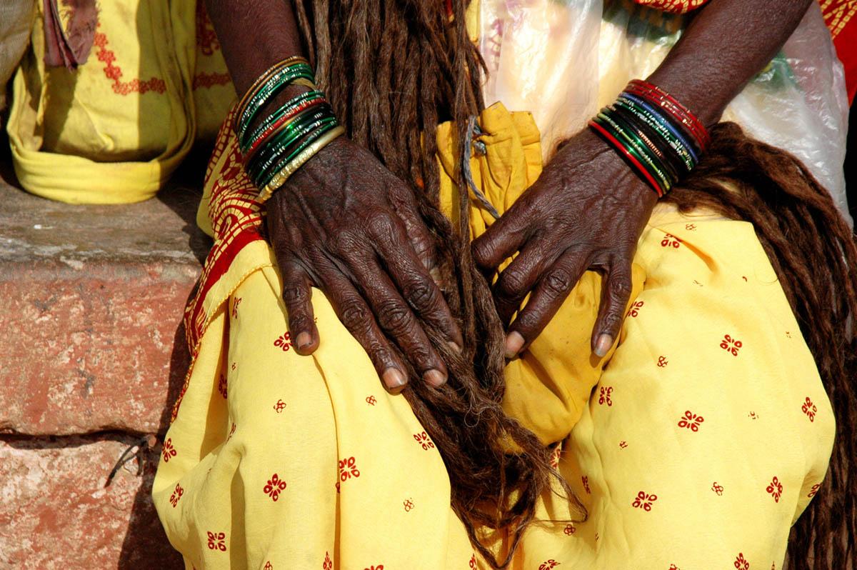 Rasta, Varanasi, India
