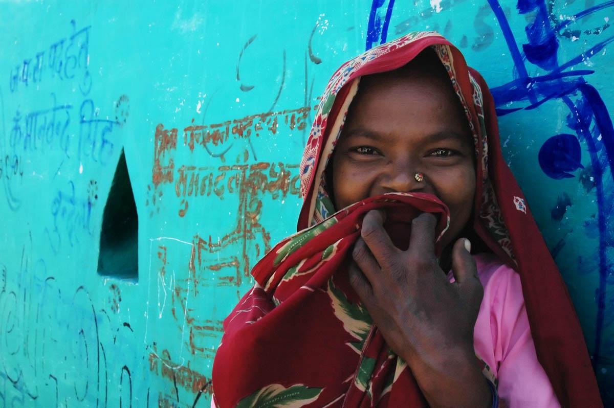School Girl, India
