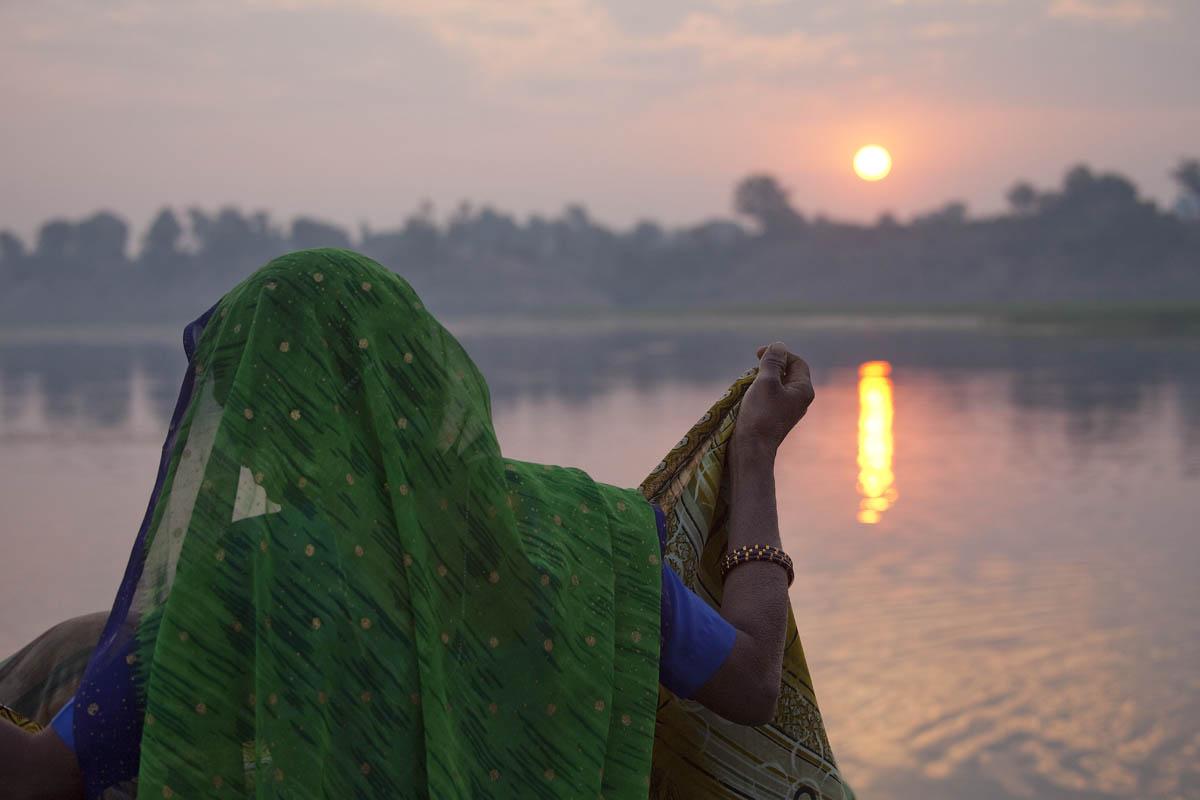 Dawn, Gujurat, India