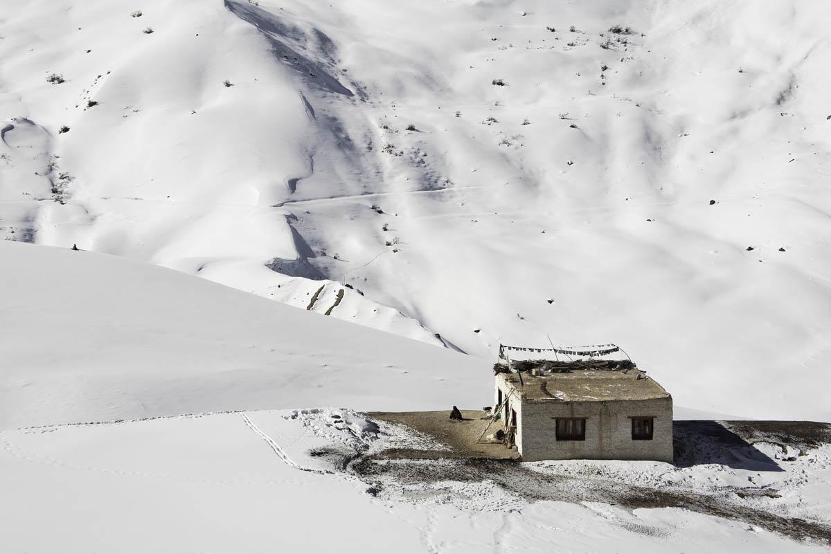 Solitude, Himalayas