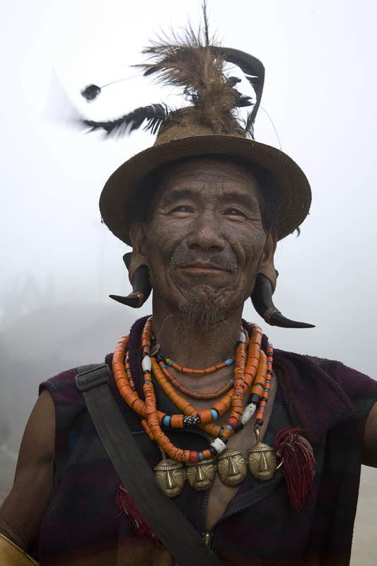 Four Skulls, Nagaland, India