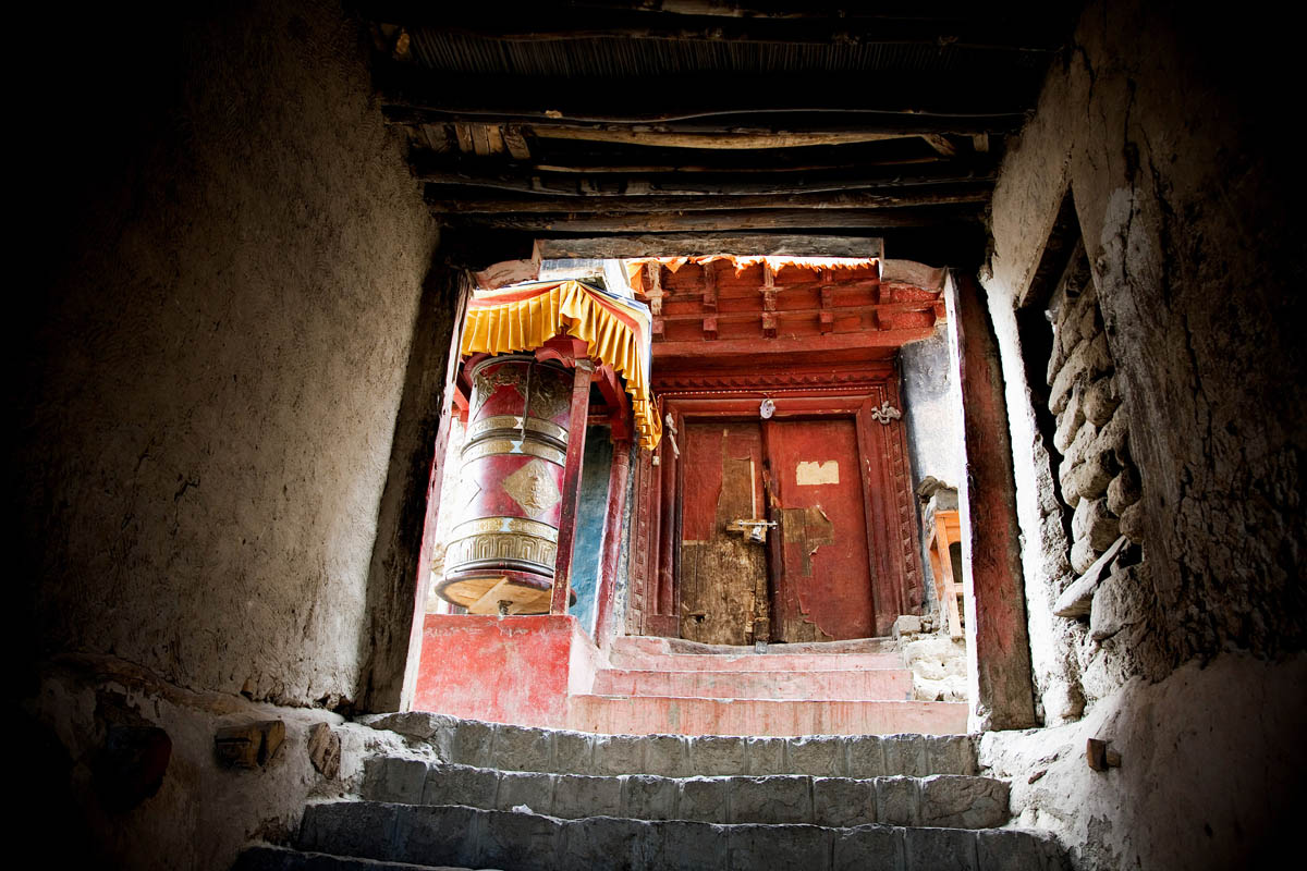 Threshold, Ladakh, India