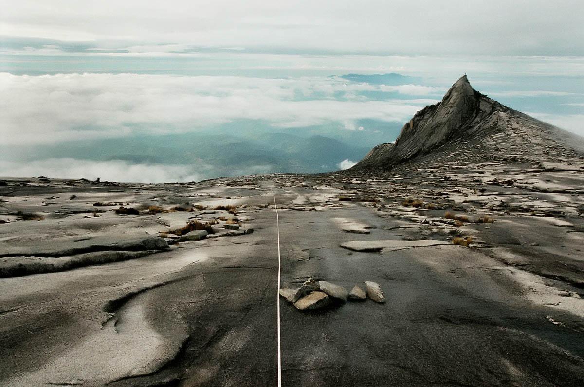 Summit, Mt. Kinabulu, Malaysia