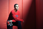 Secaucus High School wrestler, Bob Roesing, is 27-0 and a big favorite for the 160-lb. division in this weekend's Districts. (Reena Rose Sibayan | The Jersey Journal)
