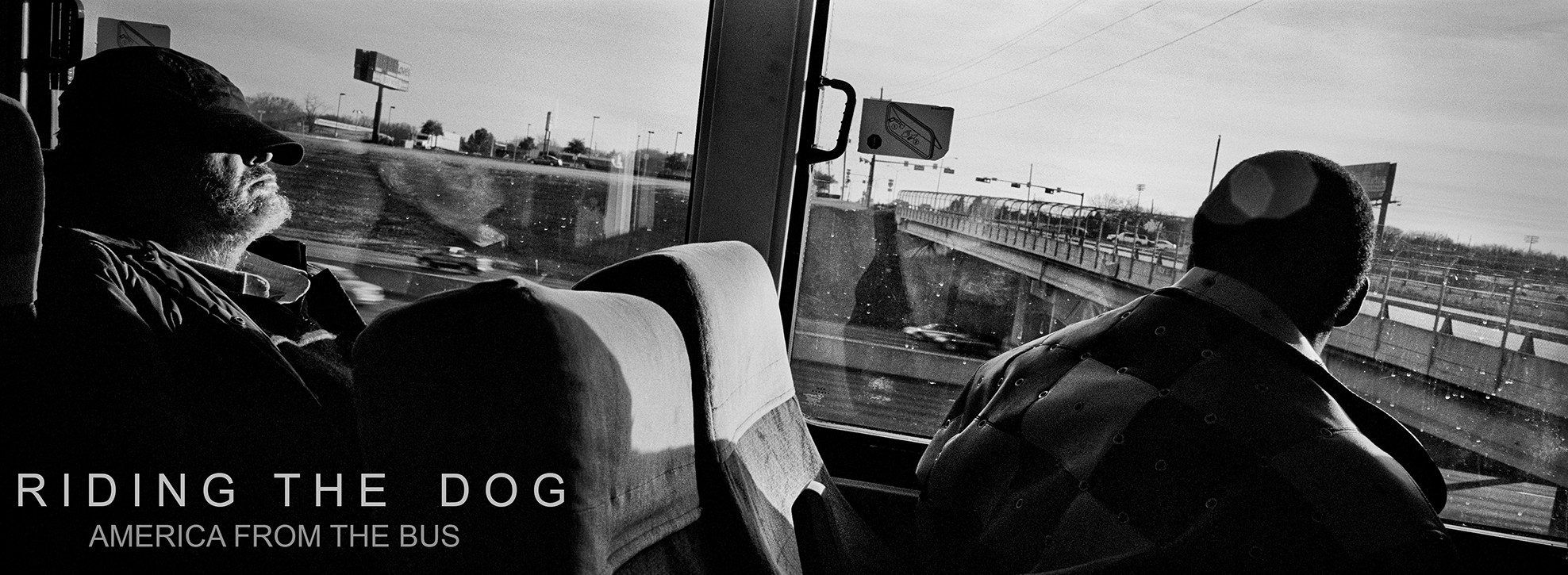 Before airplanes became the primary means of long-distance travel in the United States, people relied mainly on the countries railroads and interstate buses. This project focuses on Greyhound buses and thier routes, which continue to provide access to nearly every part of the country. This ongoing project is both a survey of America's landscape and people, as well as a personal document of my own travels.Music: Erin Merle Wallace