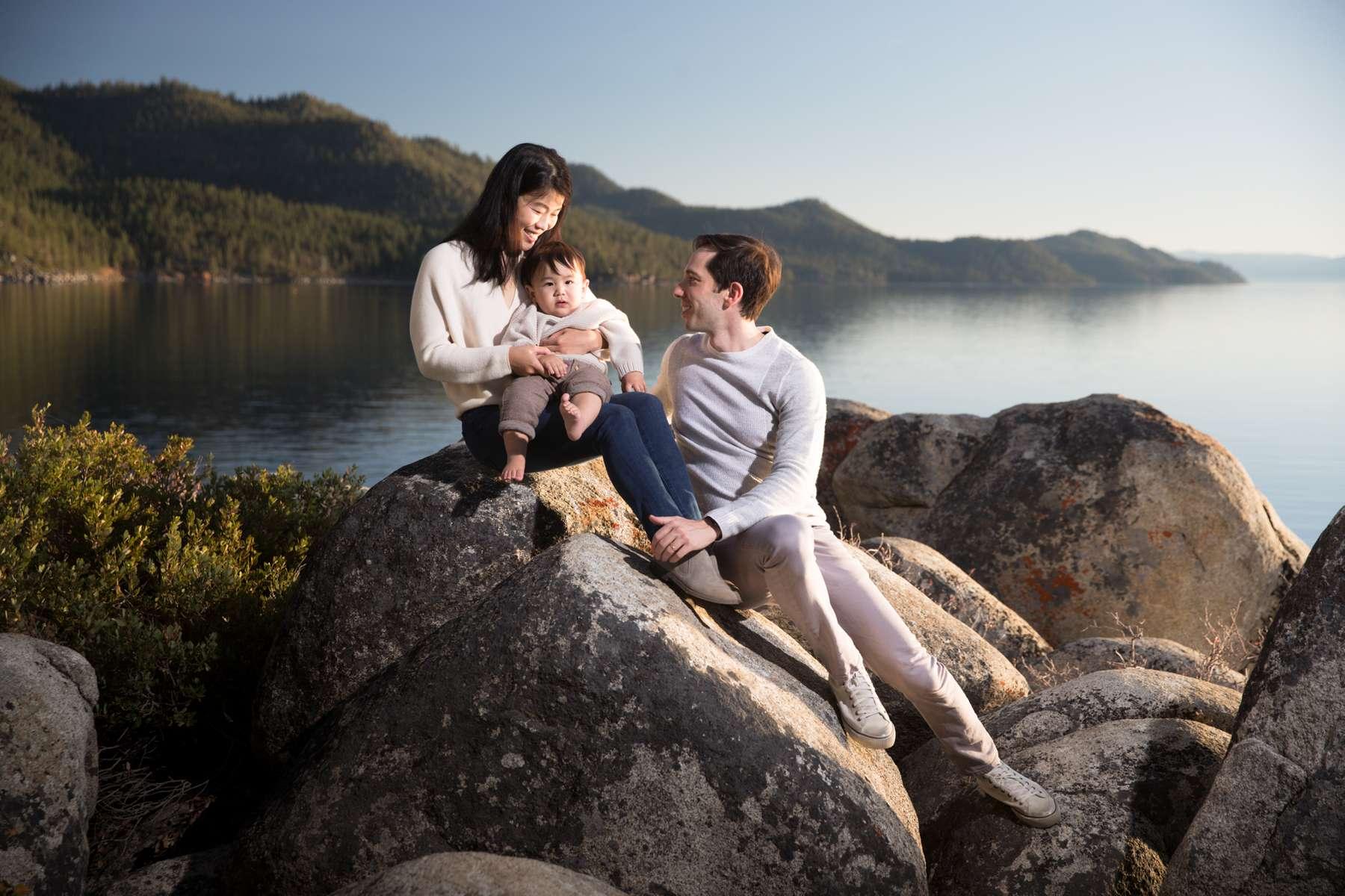 Incline-Village-Tahoe-sunset-family-photo